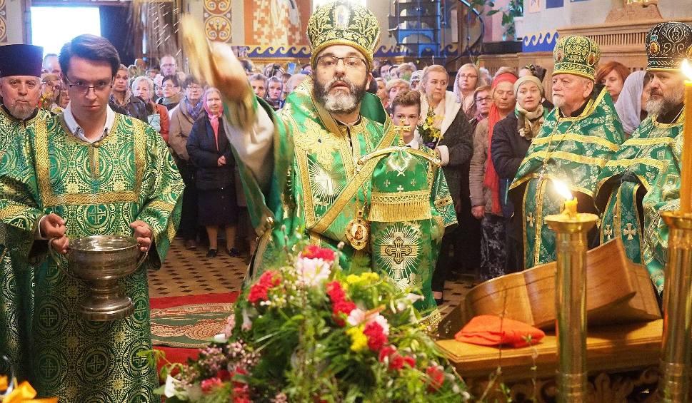 Film do artykułu: Sobór św. Mikołaja. Sobota Łazarza. Jutro Niedziela Palmowa w Cerkwi (zdjęcia)