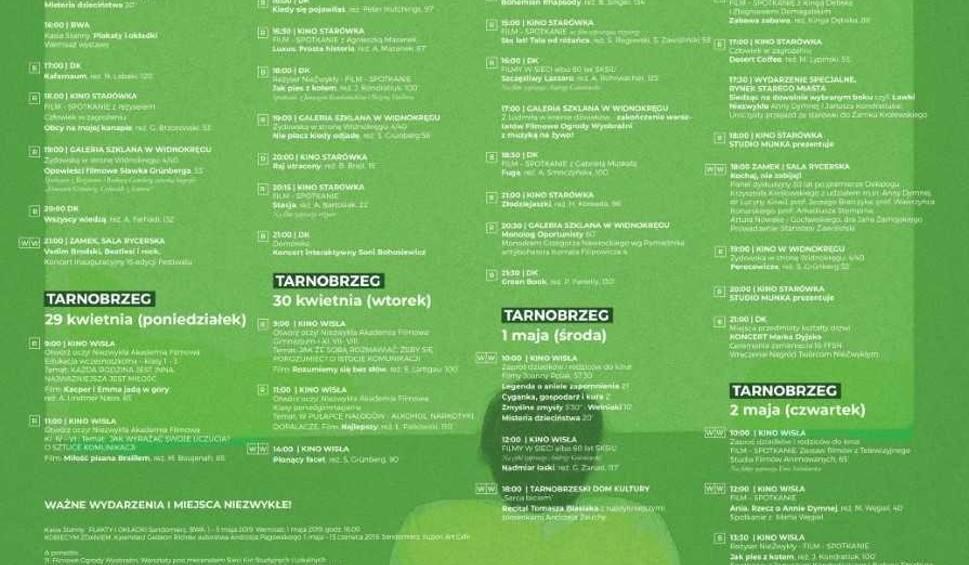 Film do artykułu: XVI Festiwal Filmów - Spotkań Niezwykłych w Sandomierzu i Tarnobrzegu. Znamy dokładny program