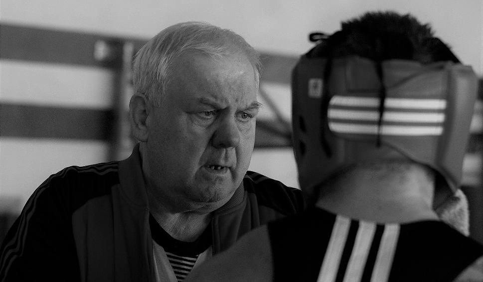 Film do artykułu: Zmarł legendarny bokser Lucjan Trela. Miał 76 lat