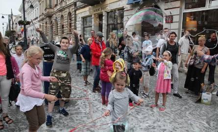 Na urodziny Łodzi przygotowano atrakcje zarówno dla najmłodszych jak i starszych łodzian