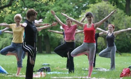 Pierwsze wakacyjne zajęcia jogi ruszają w sobotę 2 lipca.