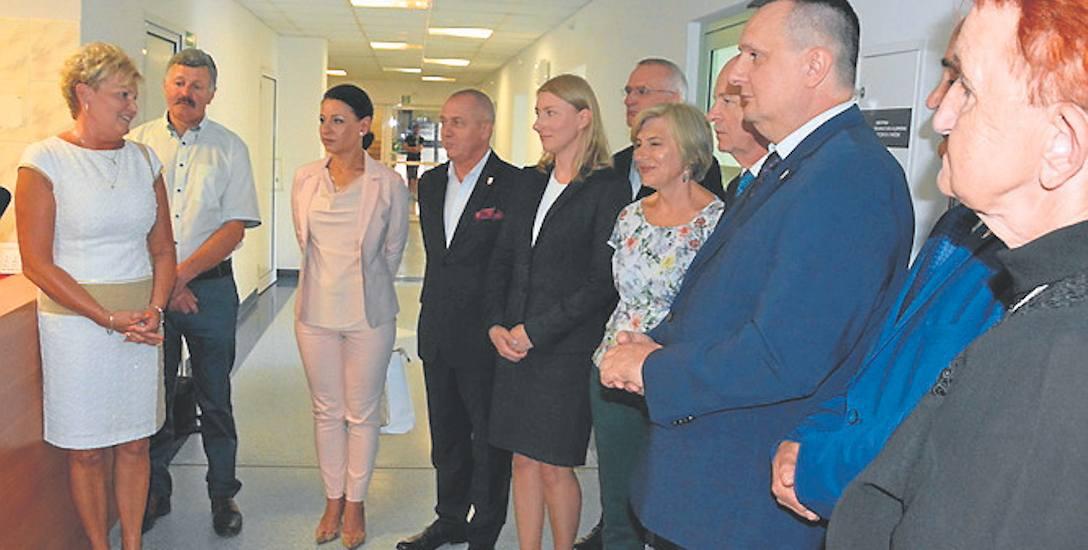 Wyremontowany oddział chirurgiczny w Drawsku Pomorskim otwarty