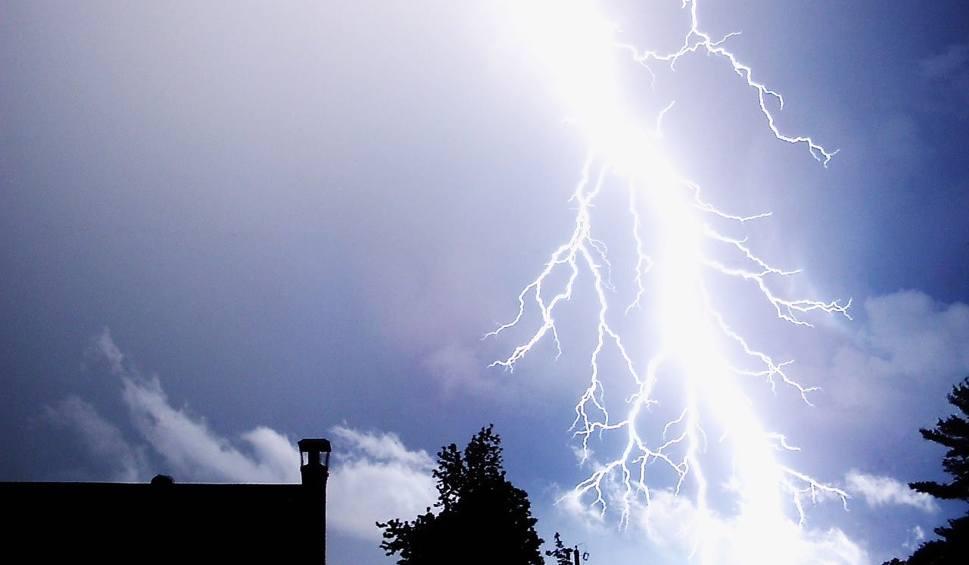 Film do artykułu: Uwaga na burze w Lubuskiem. Może padać grad! [WIDEO]