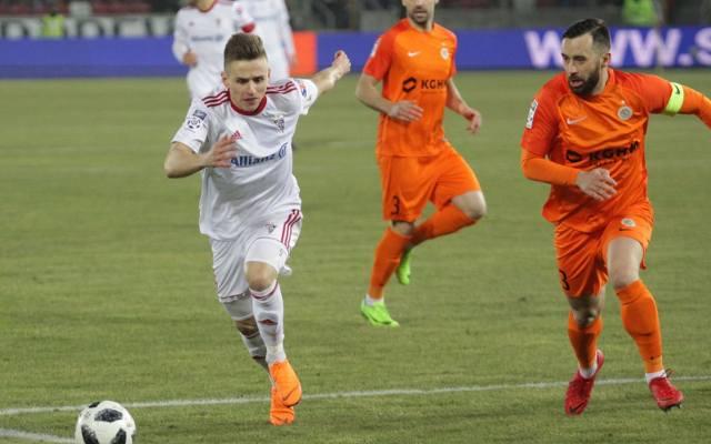 300621611 Debiutancki gol Damiana Kądziora. W Chorwacji Polacy nadal skuteczni