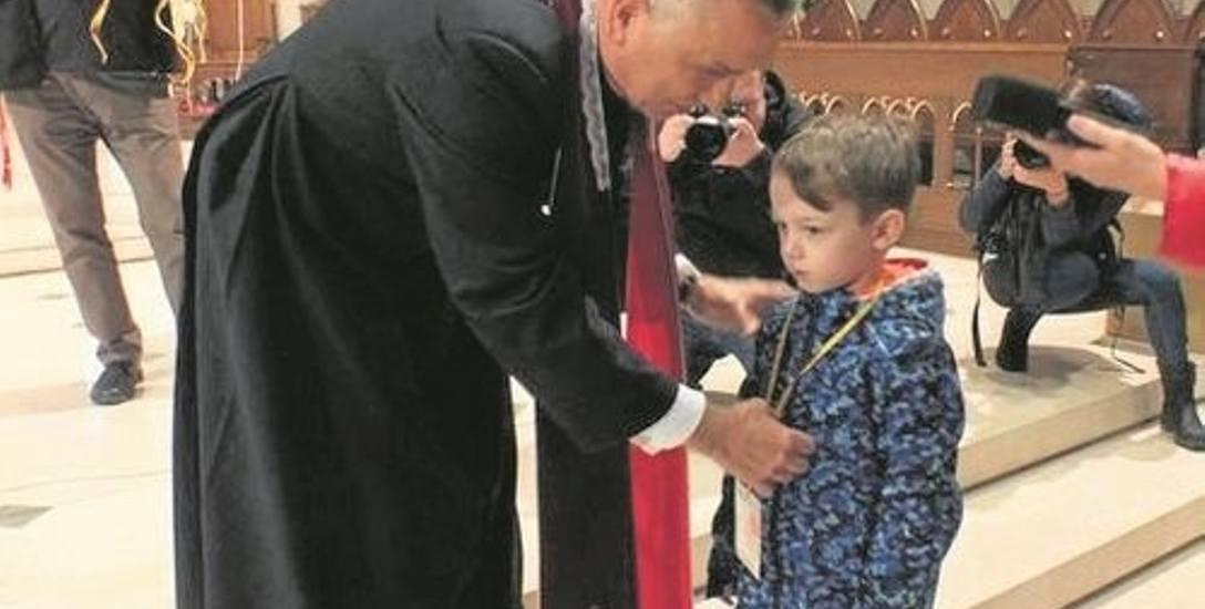 Dziecięca inspekcja sprawdziła dzwon