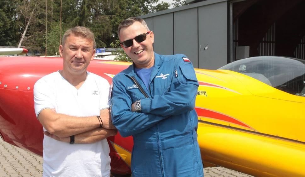 Film do artykułu: Puchar Polski w Akrobacji Samolotowej startuje na lotnisku w Radomiu