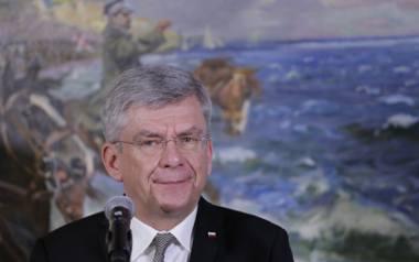 Stanisław Karczewski: Czuję dobry klimat wokół prezydenckich projektów ustaw