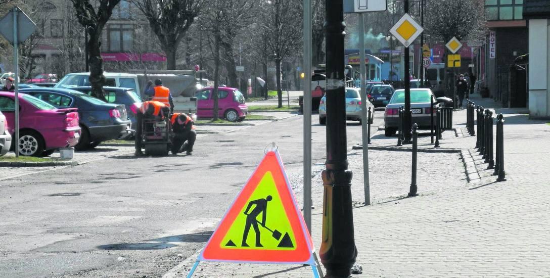 Remont ulicy Kopernika ruszy w czerwcu. Czołg przeniosą dopiero w 2019 roku