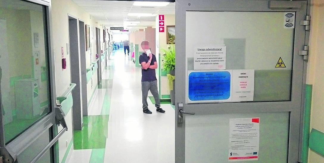 W grudniu w ramach oddziału wewnętrznego powstanie oddział leczenia chorób płuc