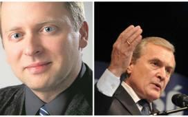 Od lewej: Michał Oleszczyk, Piotr Gliński