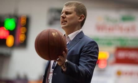Czarni Słupsk mają nowego trenera