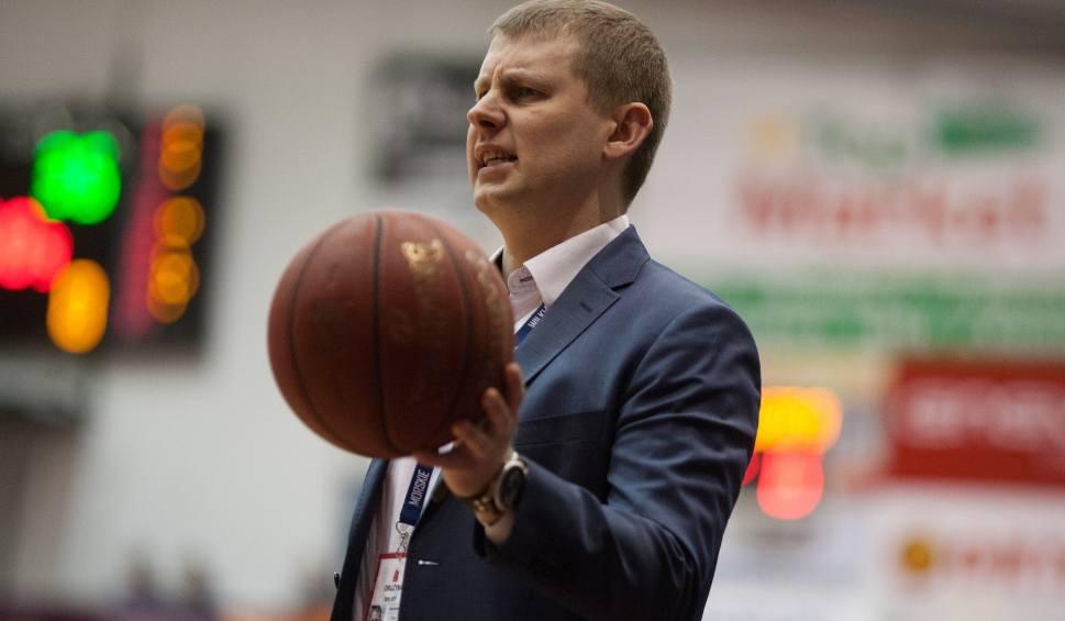 Film do artykułu: Czarni Słupsk mają nowego trenera