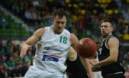 Vkadimir Dragicević zdobył dla Stelmetu najwięcej punktów