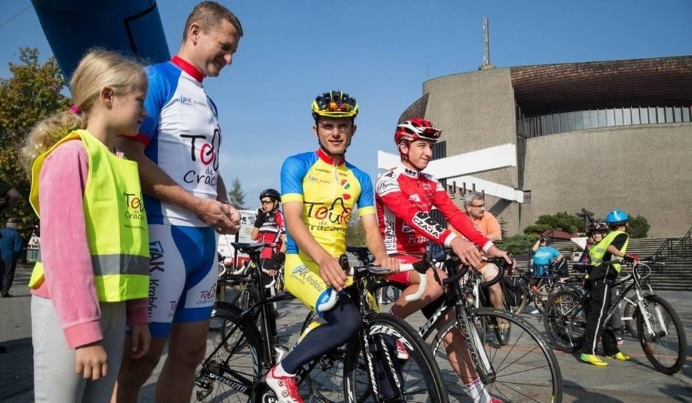 Film do artykułu: Tour de Cracovia - amatorzy też mają swój tour