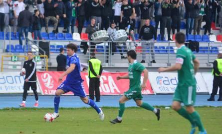 Radomiak Radom - ŁKS Łódź 1:1 (0:0)