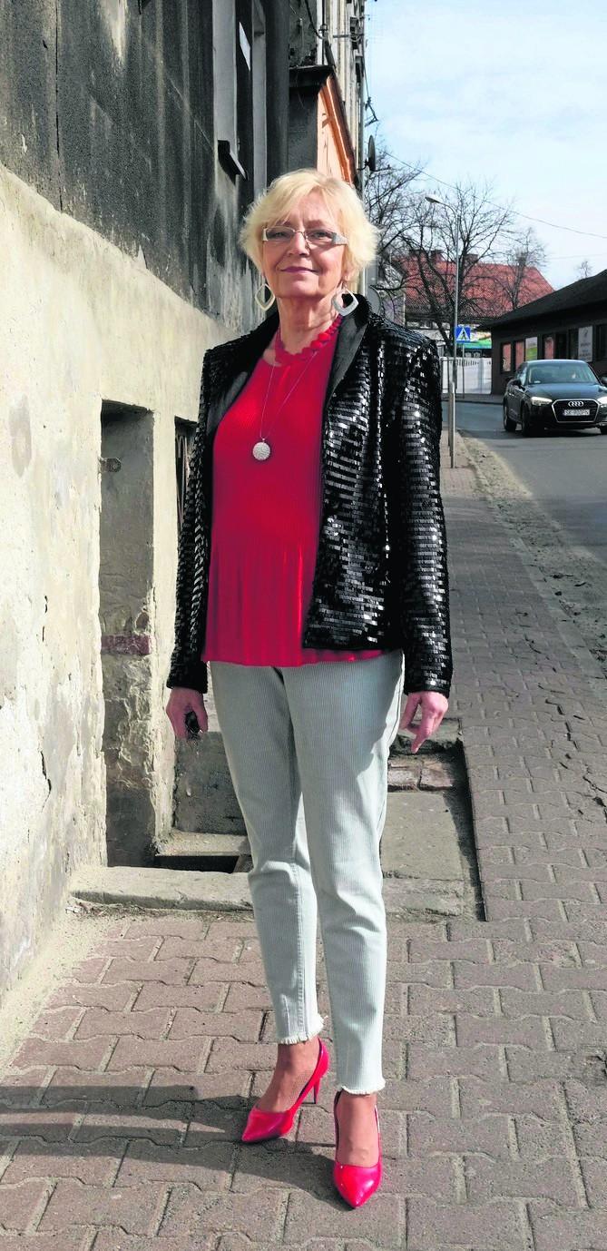 518a3f54c5 Pierwszy taki butik w peerelowskim mieście. Pani Gaba