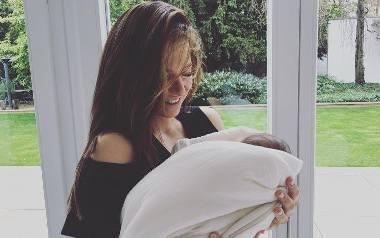 Anna Lewandowska pokazała zdjęcie dziecka! Mała Klara już w domu