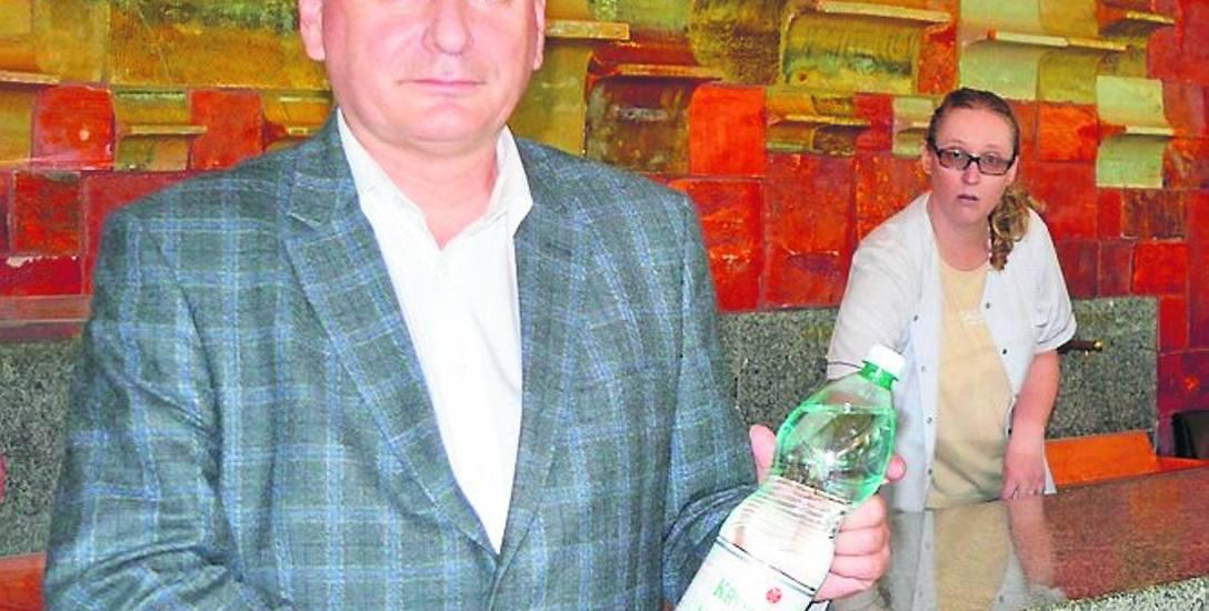 Grzegorz Biedroń, prezes Uzdrowiska Krynica-Żegiestów, podkreśla, że każda z wód mineralnych jest niepowtarzalna