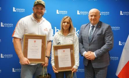 Marszałek wspomoże finansowo naszych olimpijczyków i wykorzysta ich do promocji województwa lubelskiego