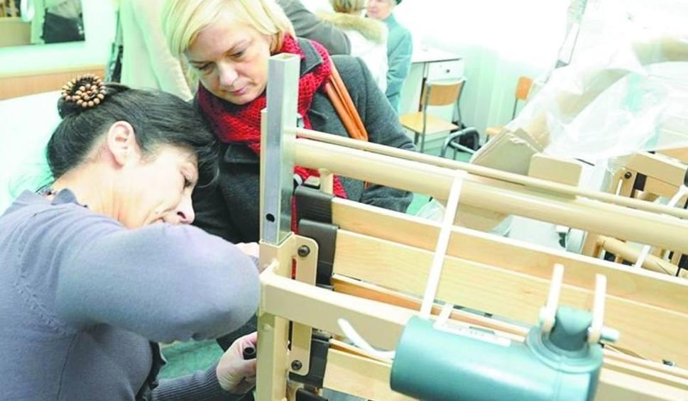 Wypożyczalnia Sprzętu Rehabilitacyjnego Ruszyła Przy Ulicy