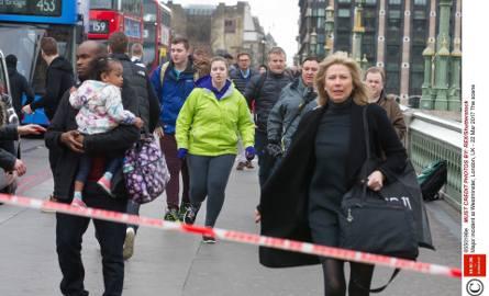 Premier Theresa May: Wśród rannych w ataku w Londynie jest Polak