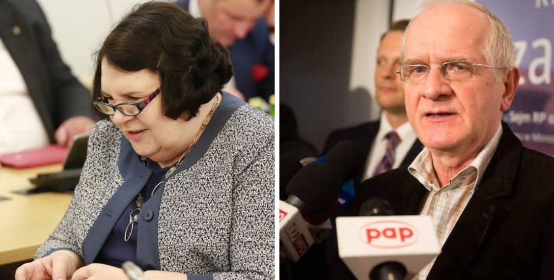 Najwięksi przegrani wyborów w okręgu. PiS wygrało wybory, ale Anna Sobecka nie weszła do Sejmu! Zasiadała w nim nieprzerwanie od 1997 r.