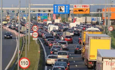 Zaczęli remont A4 pod Wrocławiem. Ogromny korek! (AKTUALNA SYTUACJA)