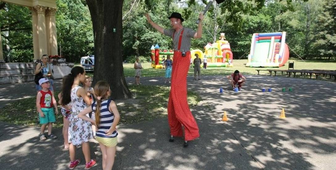 Festyn Caritas dla dzieci w parku na Zdrowiu - bieg charytatywny i moc atrakcji
