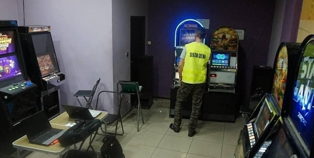 W Brzegu zlikwidowano właśnie dwa nielegalne salony z maszynami hazardowymi.