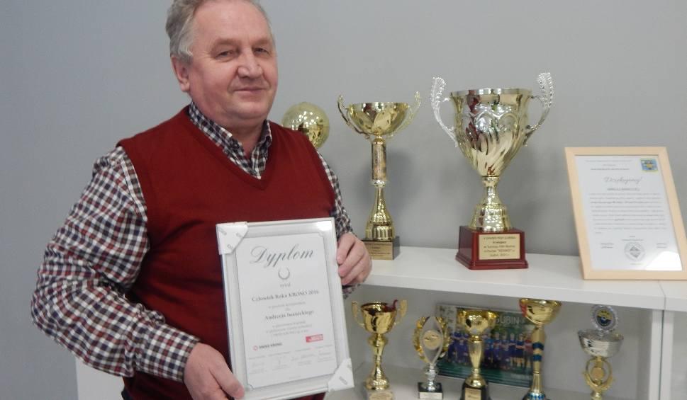 Film do artykułu: Andrzej Iwanicki - biznesmen, w którym bije serce społecznika