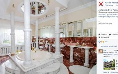 """- A po co mi architekt wnętrz - pomyślały osoby, które zaprojektowały te wnętrza. I oto efekty!***Zdjęcia pochodzą z fb na Facebooku """"A po co"""