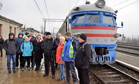 Przejazd najładniejszą linią kolejowa Karpat.