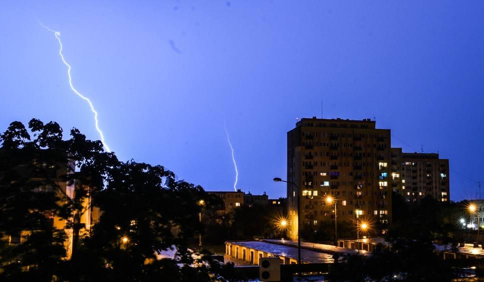 Film do artykułu: Uwaga! Do regionu zbliża się niebezpieczna burza! Możliwe ulewy i silny wiatr. IMGW ostrzega [9.09.2019]