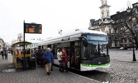 Elektryczny Solaris był testowany w Nowym Sączu w listopadzie 2016 r. Całkowicie cichy pojazd chwalili pasażerowie oraz kierowcy