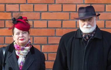 Krystyna Chwin i Stefan Chwin