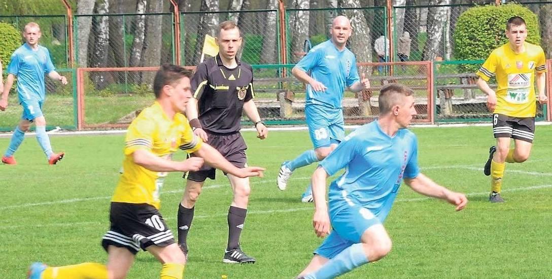 Teraz do meczu Sławy z Pogonią nie dojdzie, bo obie drużyny są w różnych grupach