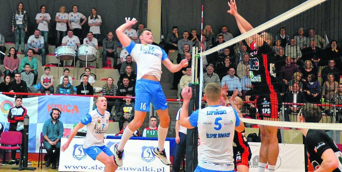W rundzie zasadniczej oraz pierwszym meczu play-off biało-niebiescy górowali na KPS-em Siedlce.
