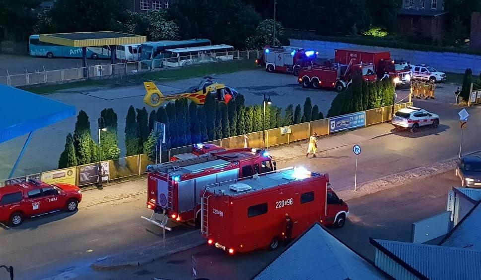 Film do artykułu: Wojewoda opolski: osoby poszkodowane uzyskają niezbędną pomoc. Trwa akcja po wybuchu gazu w kamienicy w Kędzierzynie-Koźlu