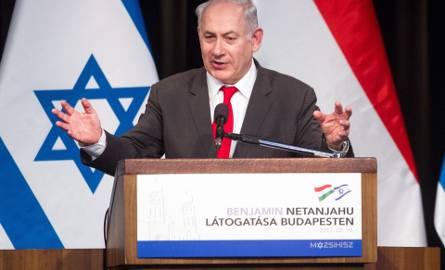 Premier Izraela spędził dodatkową noc w Warszawie, bo jego samolot został uszkodzony
