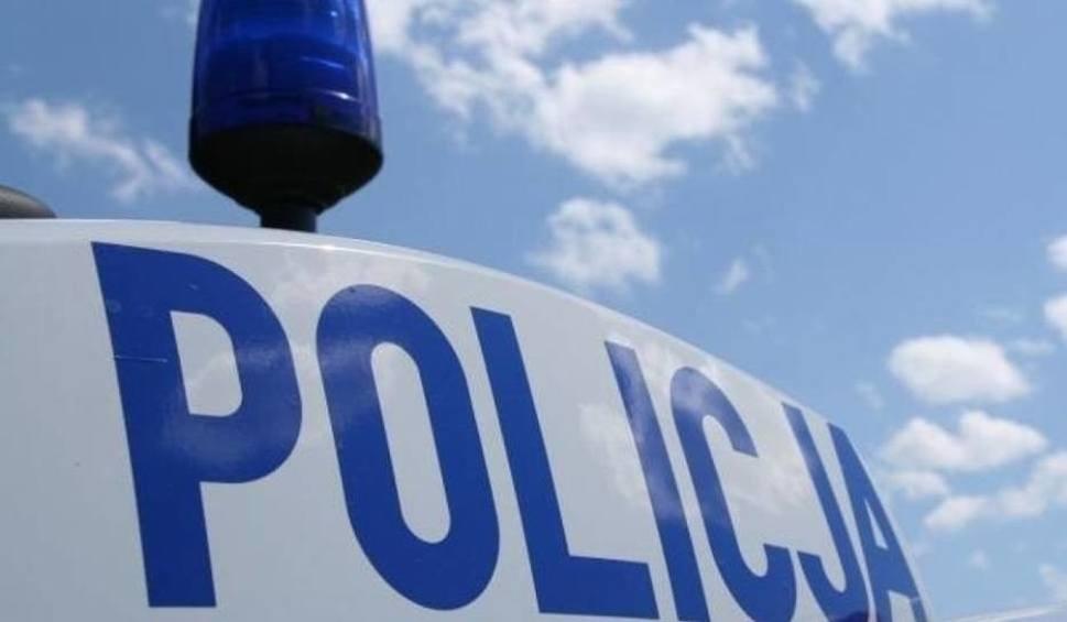 Film do artykułu: Dwaj mężczyźni zatrzymani przez policję. Są podejrzewani o kradzież w miejscowości Tarnawa Góra