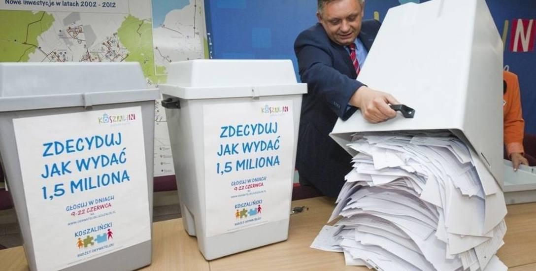 W kolejnej kadencji trzeba będzie zwiększyć kwotę na budżet obywatelski, my już dziś ją zwiększamy do 3 mln zł - mówi Piotr Jedliński.