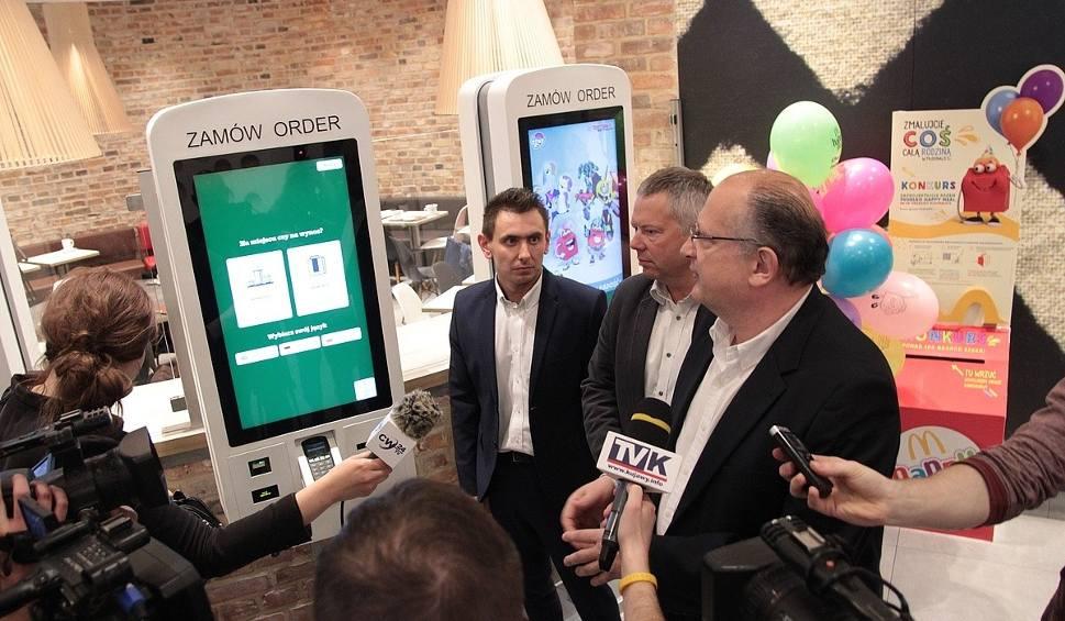 Film do artykułu: Polski McDonald's stawia na rozwój i nowoczesność