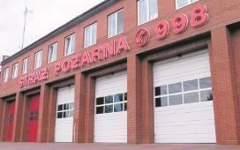 Dwie interwencje straży pożarnej związane z wichurą w Łowickiem