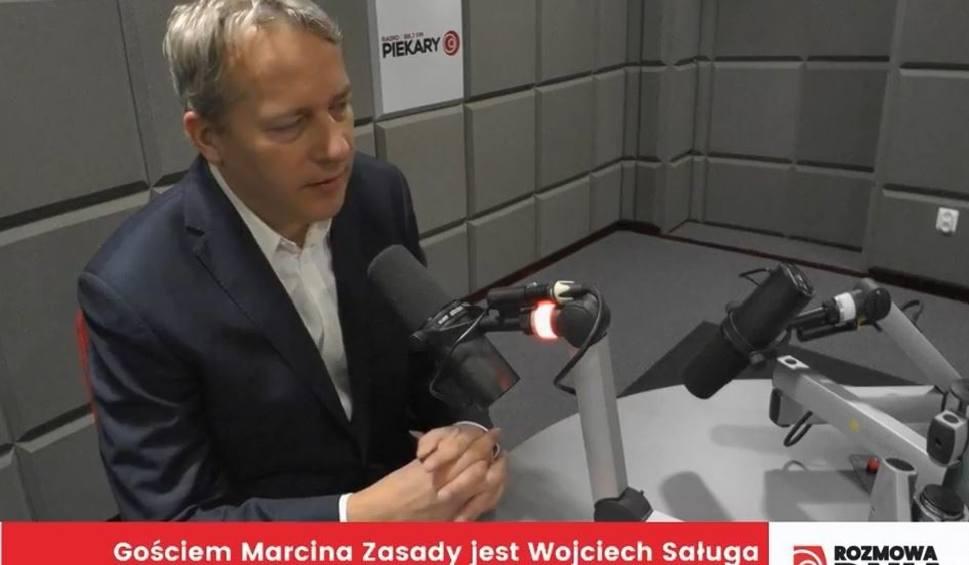 Film do artykułu: Wojciech Saługa: Koalicja Europejska w obronie Polski w Unii Europejskiej Gość DZ i Radia Piekary: