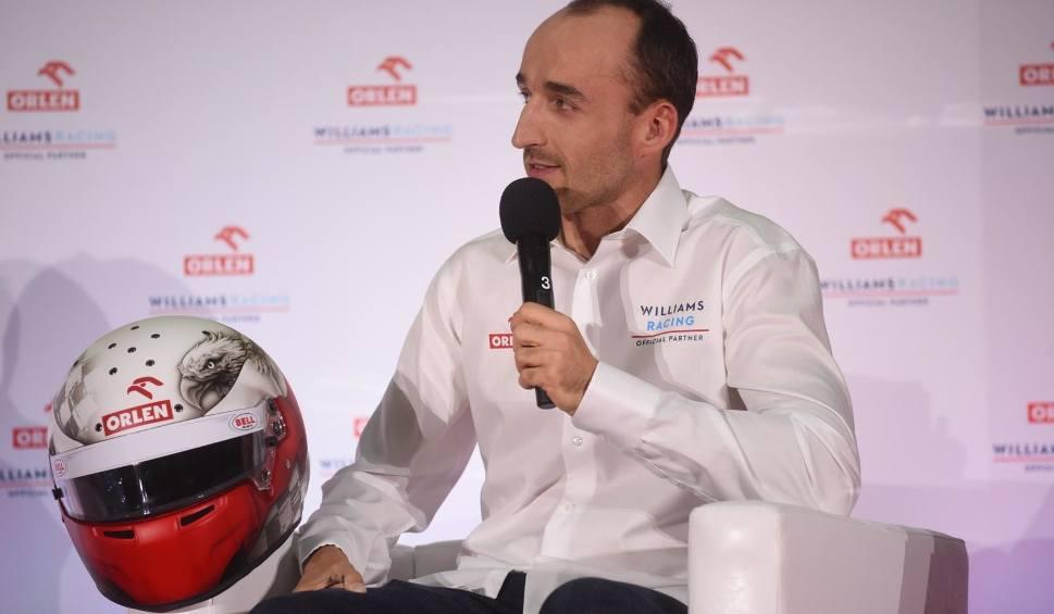 Film do artykułu: Robert Kubica zabrał głos na temat transferu Krzysztofa Piątka do AC Milan