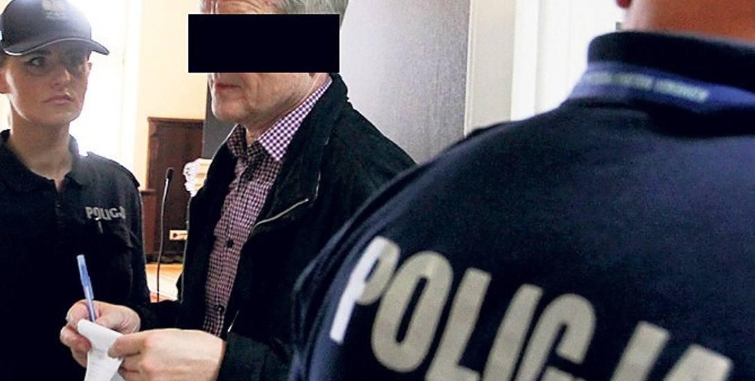 Były prokurator Zbigniew N. wyszedł na wolność