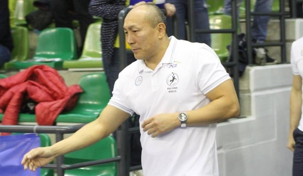 Film do artykułu: Trener piłkarzy ręcznych PGE VIVE Kielce Dujszebajew: Dla nas mecz sezonu jest za tydzień