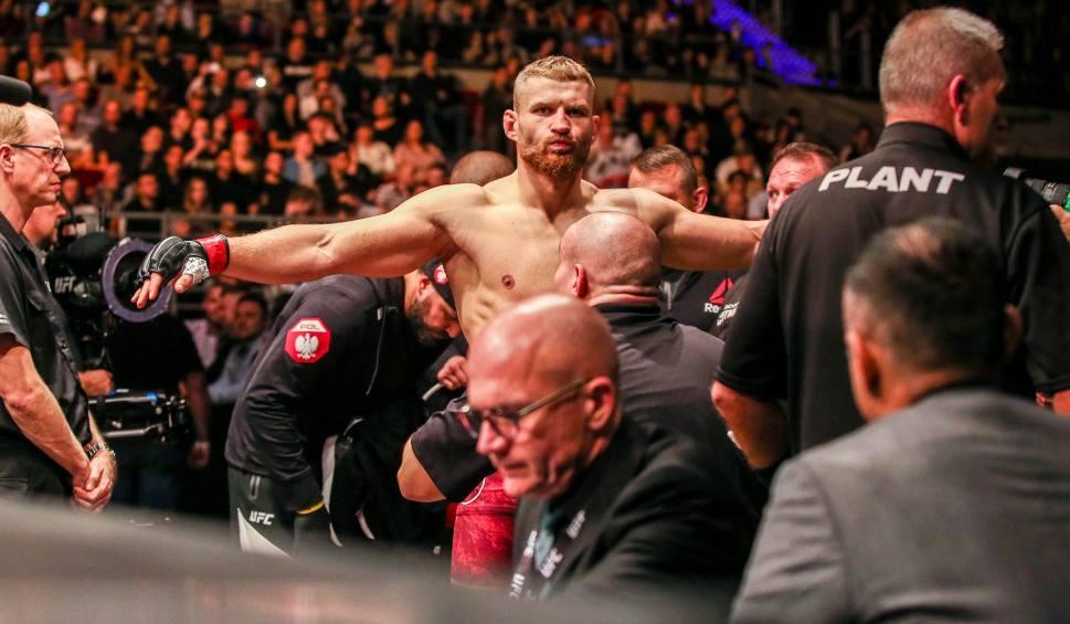 """Film do artykułu: Jan Błachowicz gotowy do walki o tytuł mistrza UFC. """"Wykonałem kawał dobrej roboty. Wrócę do Polski z pasem"""""""