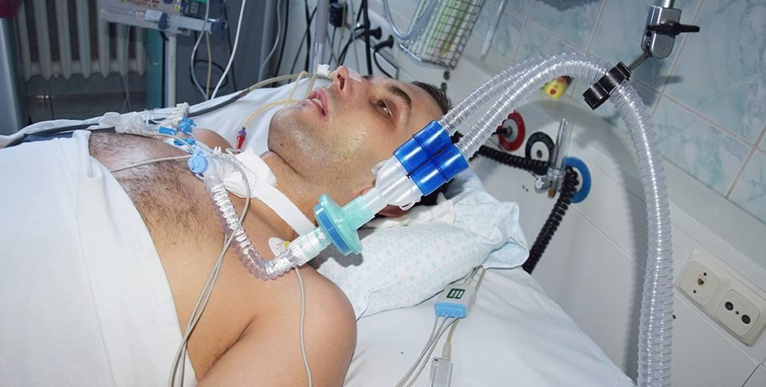 Paweł po wypadku czekał miesiąc na pilną operację, którą należy wykonać w dwie doby. Dlaczego nie zajęli się nim specjaliści w Gdańsku?
