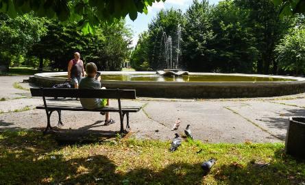 Park Ludowy im. Wincentego Witosa wypięknieje
